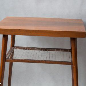 Holesov lata 70, Czechosłowacja, stolik