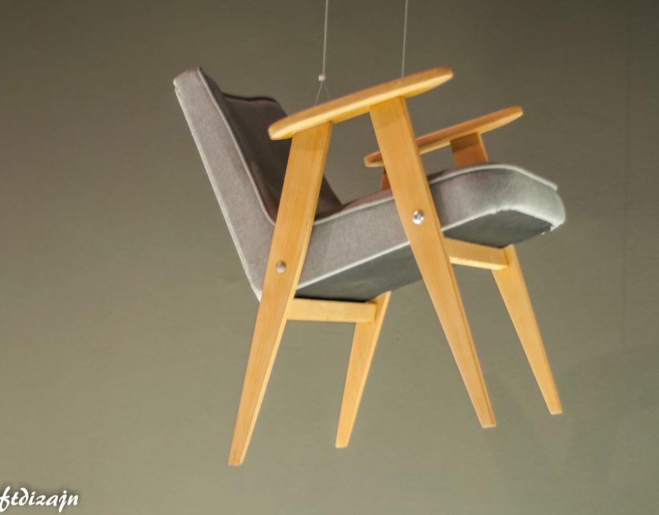 Fotel proj. Chierowski model 366