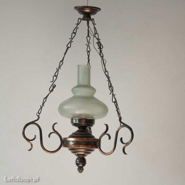 lampa lata 70