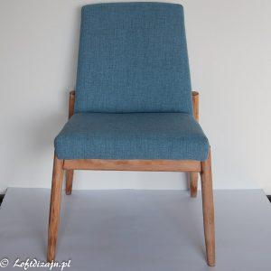 Fotel niebieski typ 300-227,