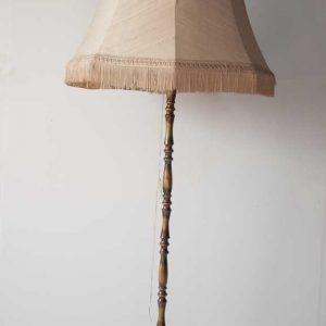 Stara lampa podłogowa niemiecka