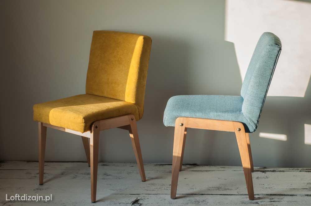 Krzesła Aga na zamówienie
