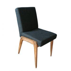krzesło aga dąb przydymiony