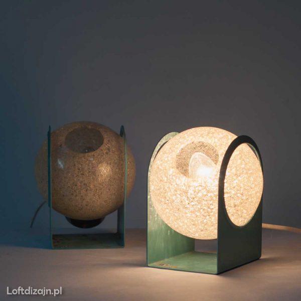 Lampki stołowe Czechosłowacja