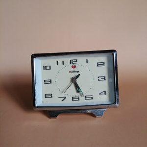 Hoffner lata 80 zegar budzik vintage loftdizajn.pl
