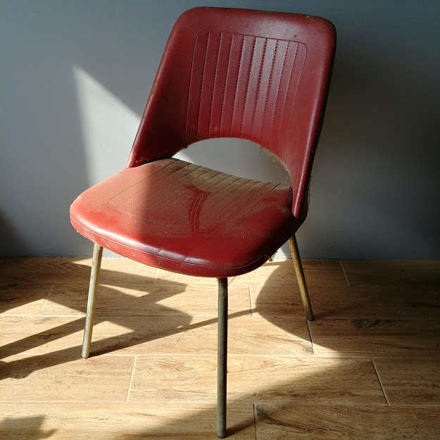 Meblomet krzesła metalowe