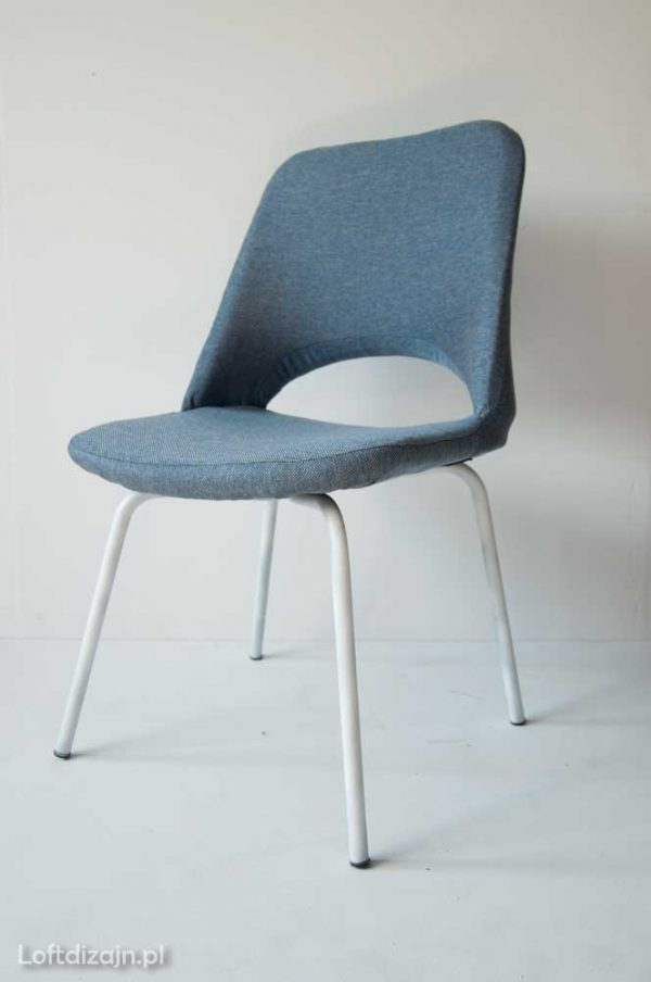 krzesła odnowione z prl