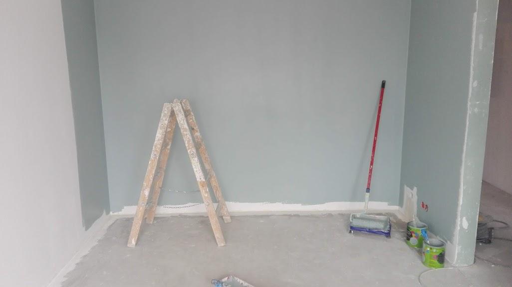 malowanie ścian po gładziach