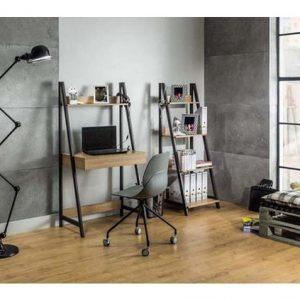 biurko z półeczką loft