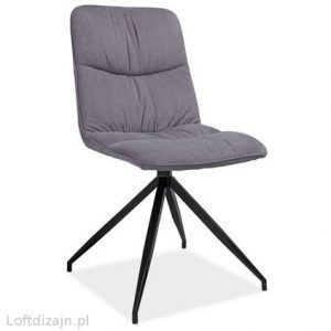 krzesło Alex szary