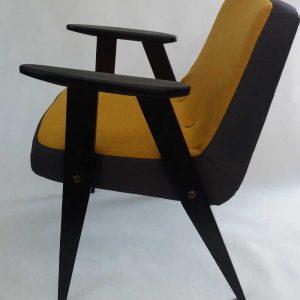Fotel 366 Chierowski po renowacji