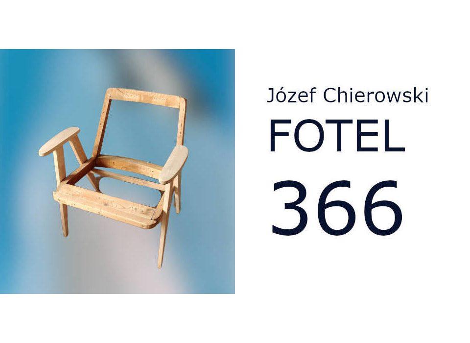 Chierowski 366 Fotel