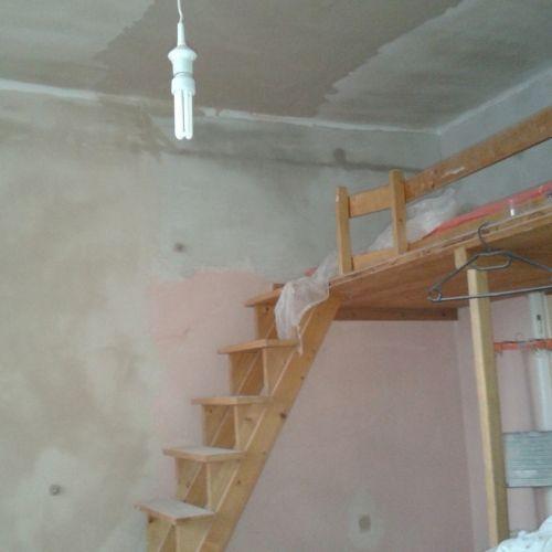 wykończenie ścian w gładziach