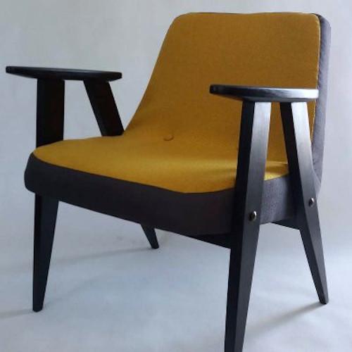 meble prl. fotel 366 chierowski