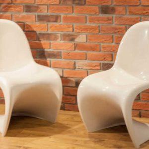Krzesła Herman Miller Panton Chair 1971