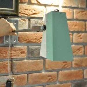 unikatowe lampki z prl