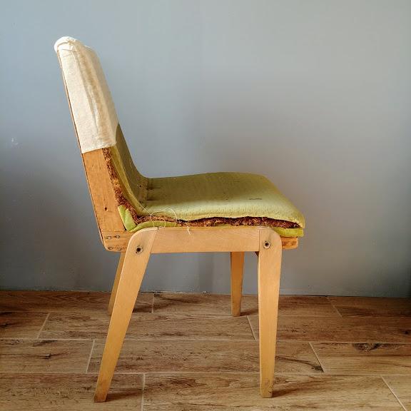 Krzesło Aga Renowacja