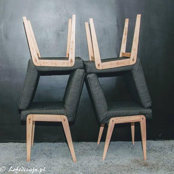 Krzesła Aga Inspiracja