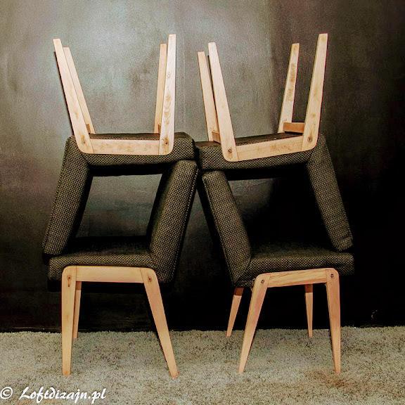 Krzesła Aga Zestaw 2