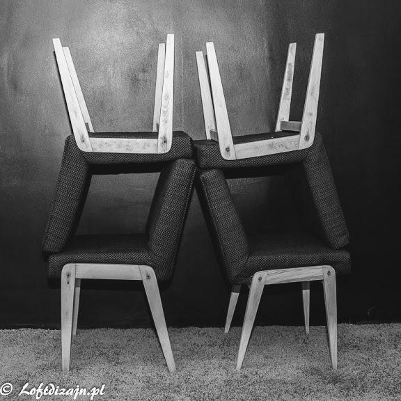 Krzesła Aga Zestaw mebli