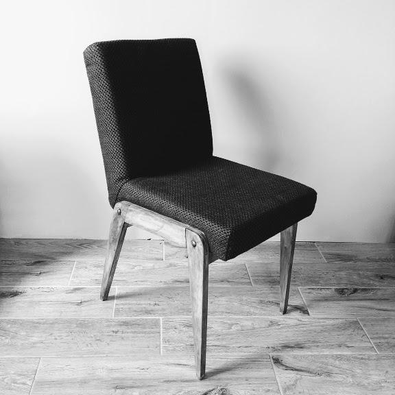 Krzesło Meble Aga Var PRL