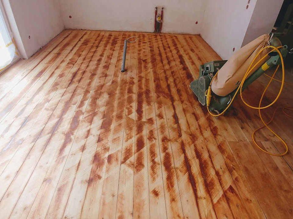 Jak zrobić cyklinowanie podłogi