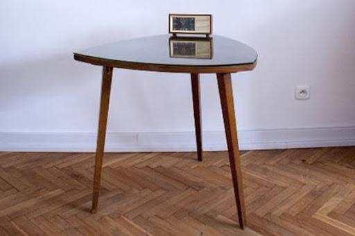 stolik kawowy łezka