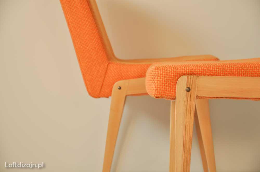 Krzesła Aga komplet