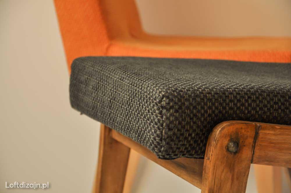 Krzesło Aga po renowacji