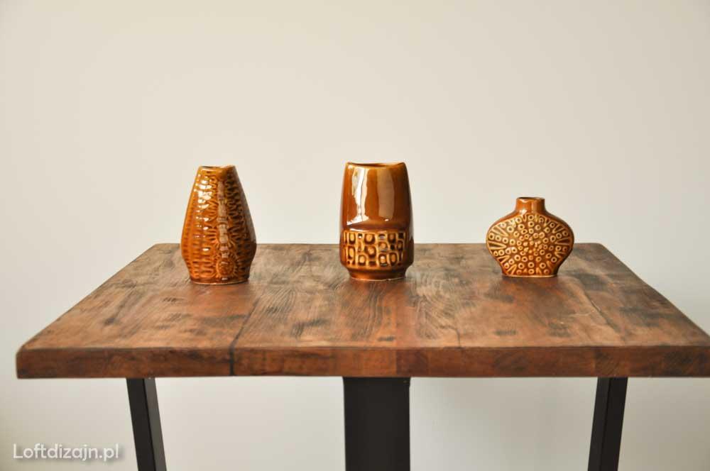 Meble drewniane. Wymiary stolika kawowego