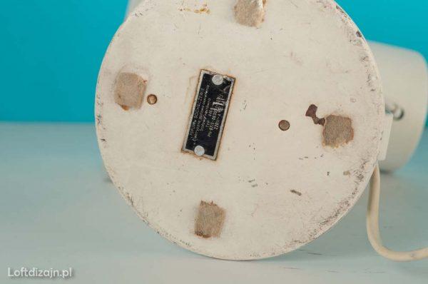 Biurkowa lampka typ 446 z tabliczka