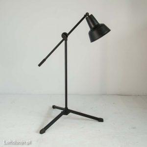 Lampa podłogowa loft