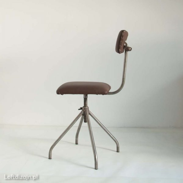 Krzesło loft lata 70