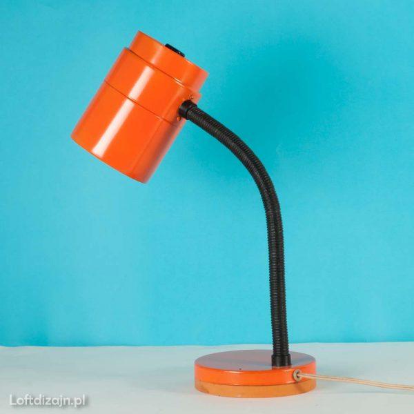 Lampka biurkowa, produkcja USSR, lata 70