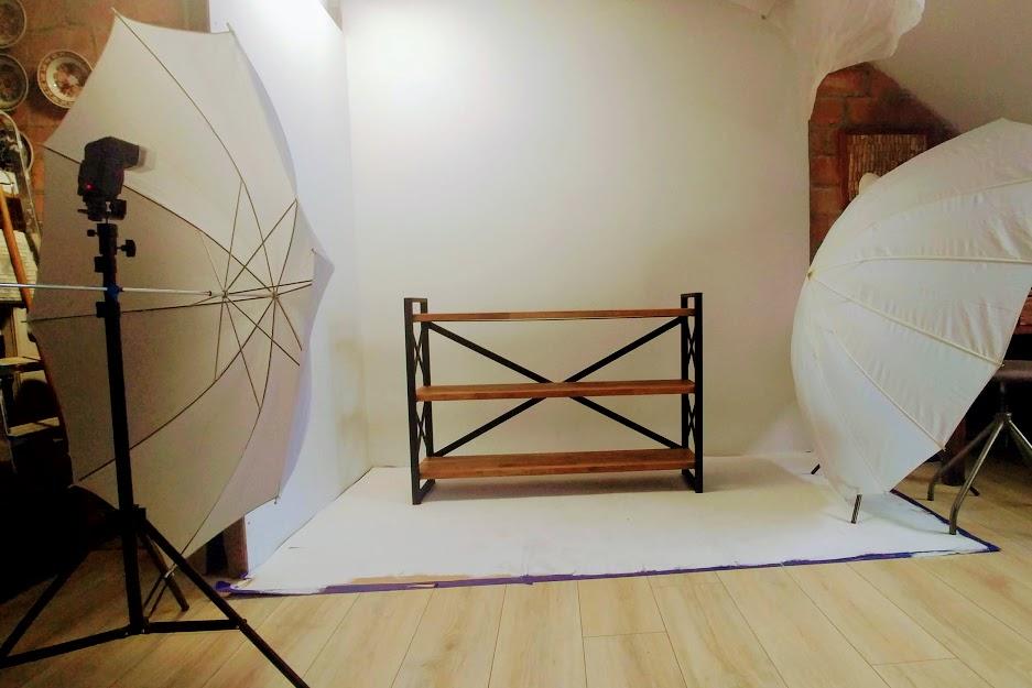 własne studio fotograficzne