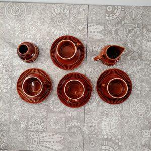 Ceramika - zestaw z Pruszkowa